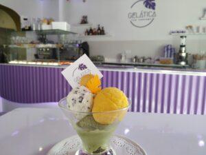 helado cristal gelatica