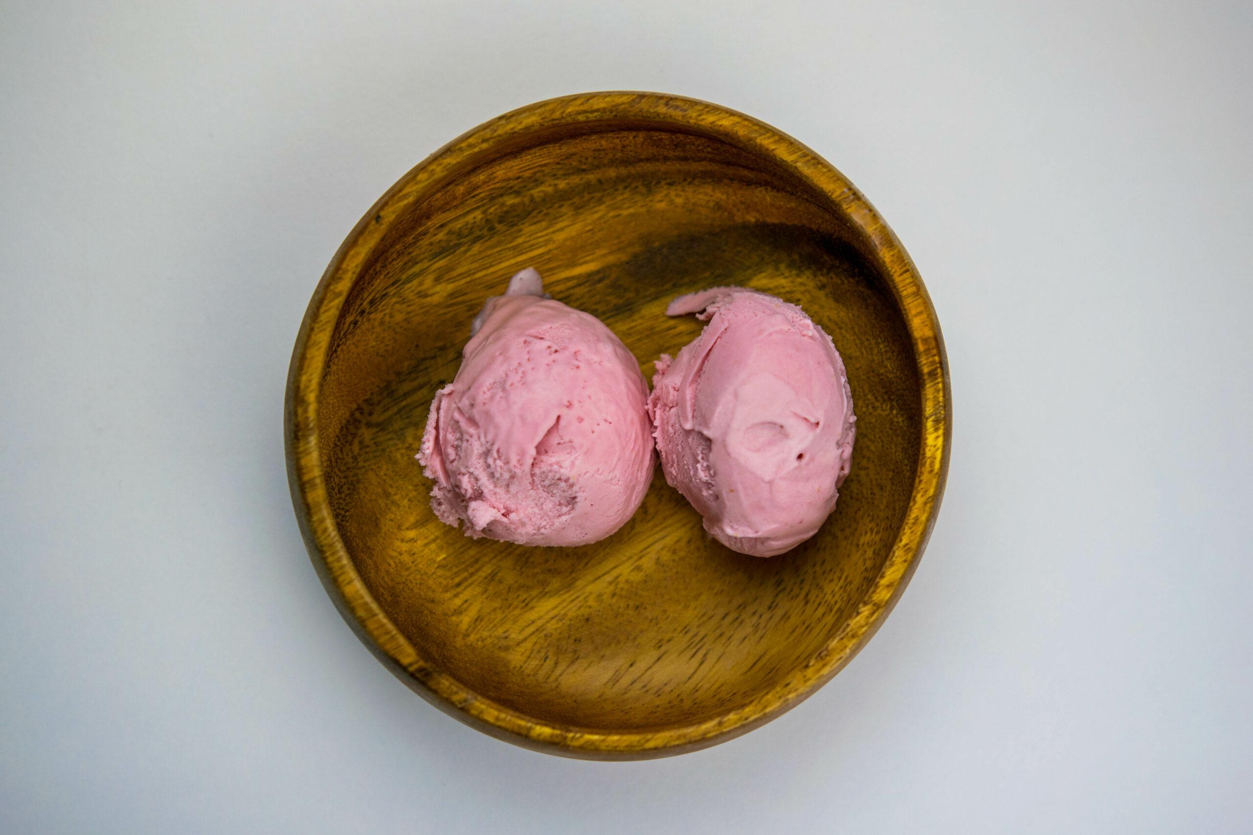 helado de Petit Suisse